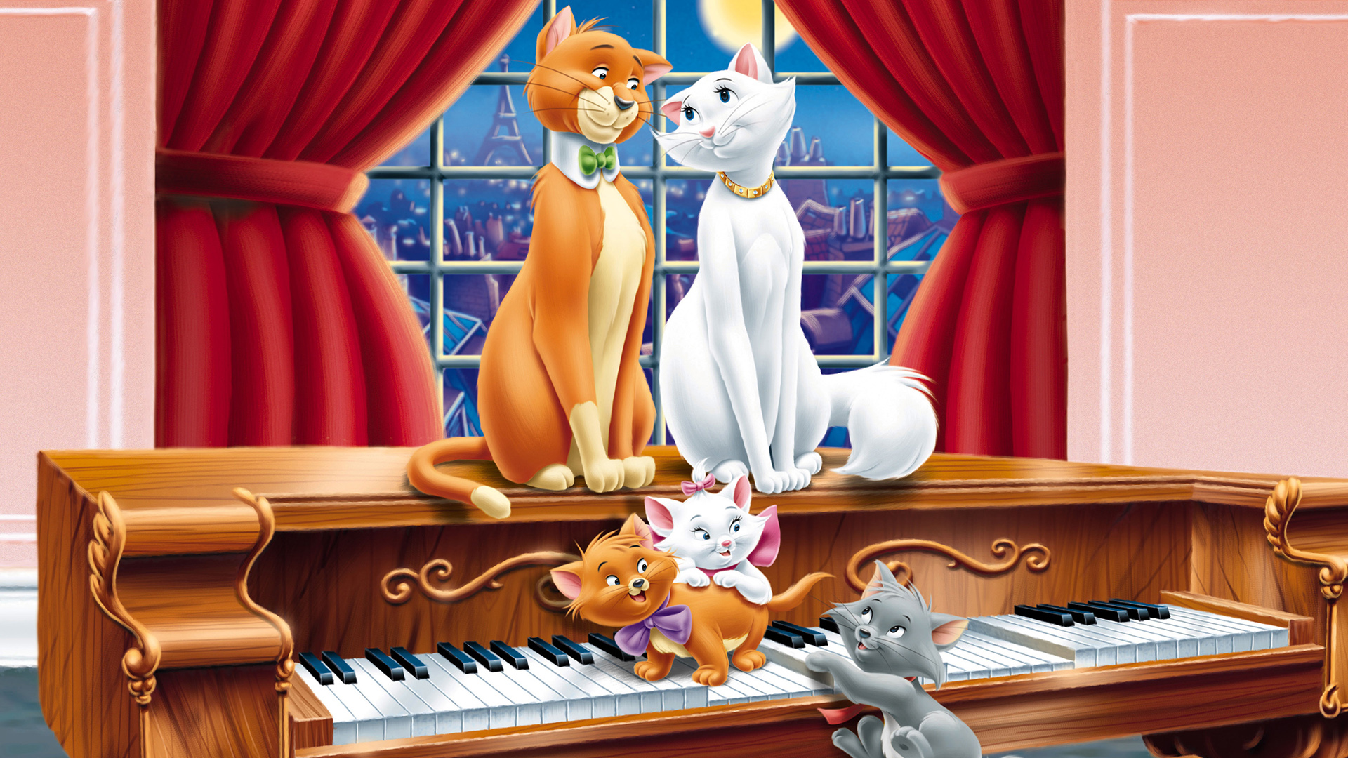 Watch The Aristocats Movie Free Online 9movies
