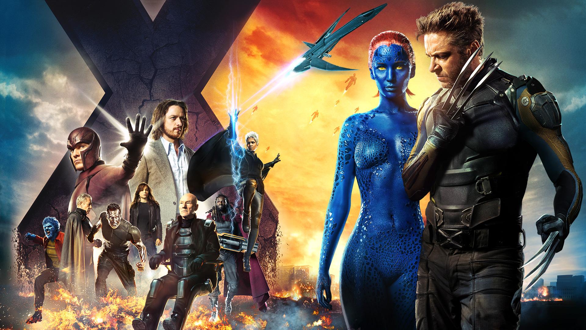 Watch X-Men: Days of Future Past Movie Free Online - Chillax