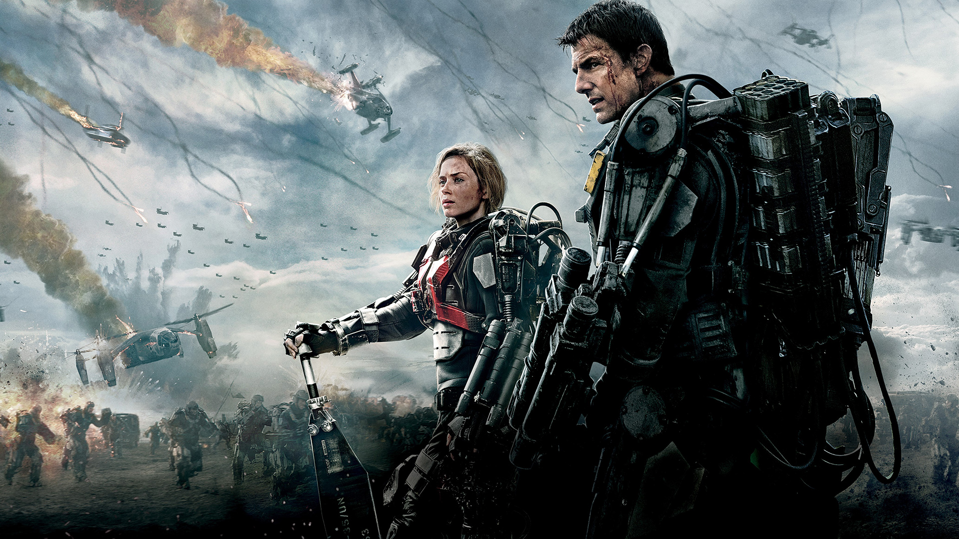 Edge Of Tomorrow Full Movie In Hindi Dubbed Watch Online