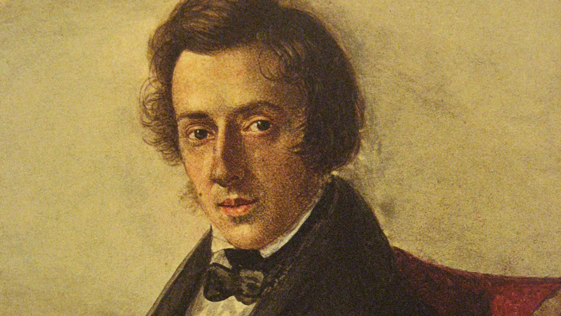 Vals N6 Op64/1 av Fryderyk Chopin
