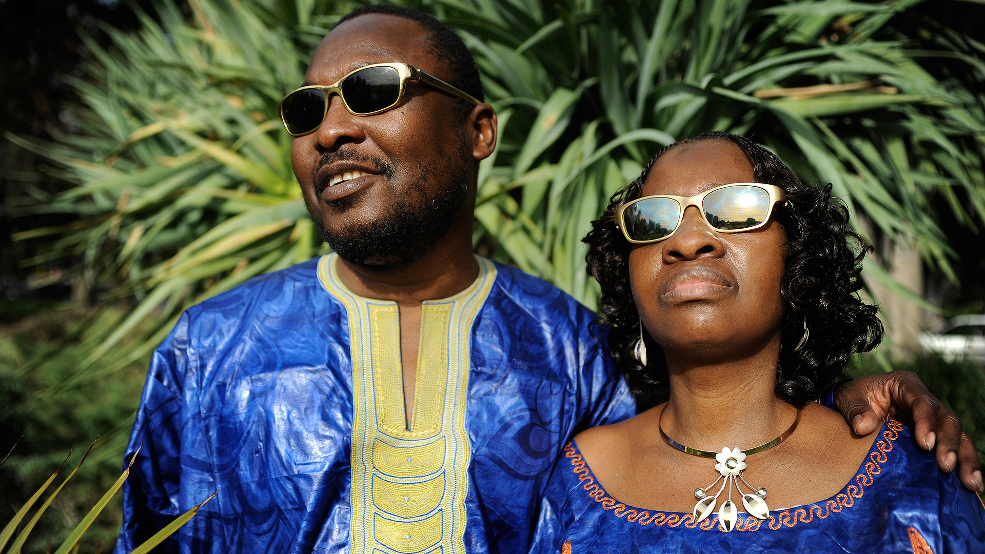 Chantez Chantez av Amadou & Mariam