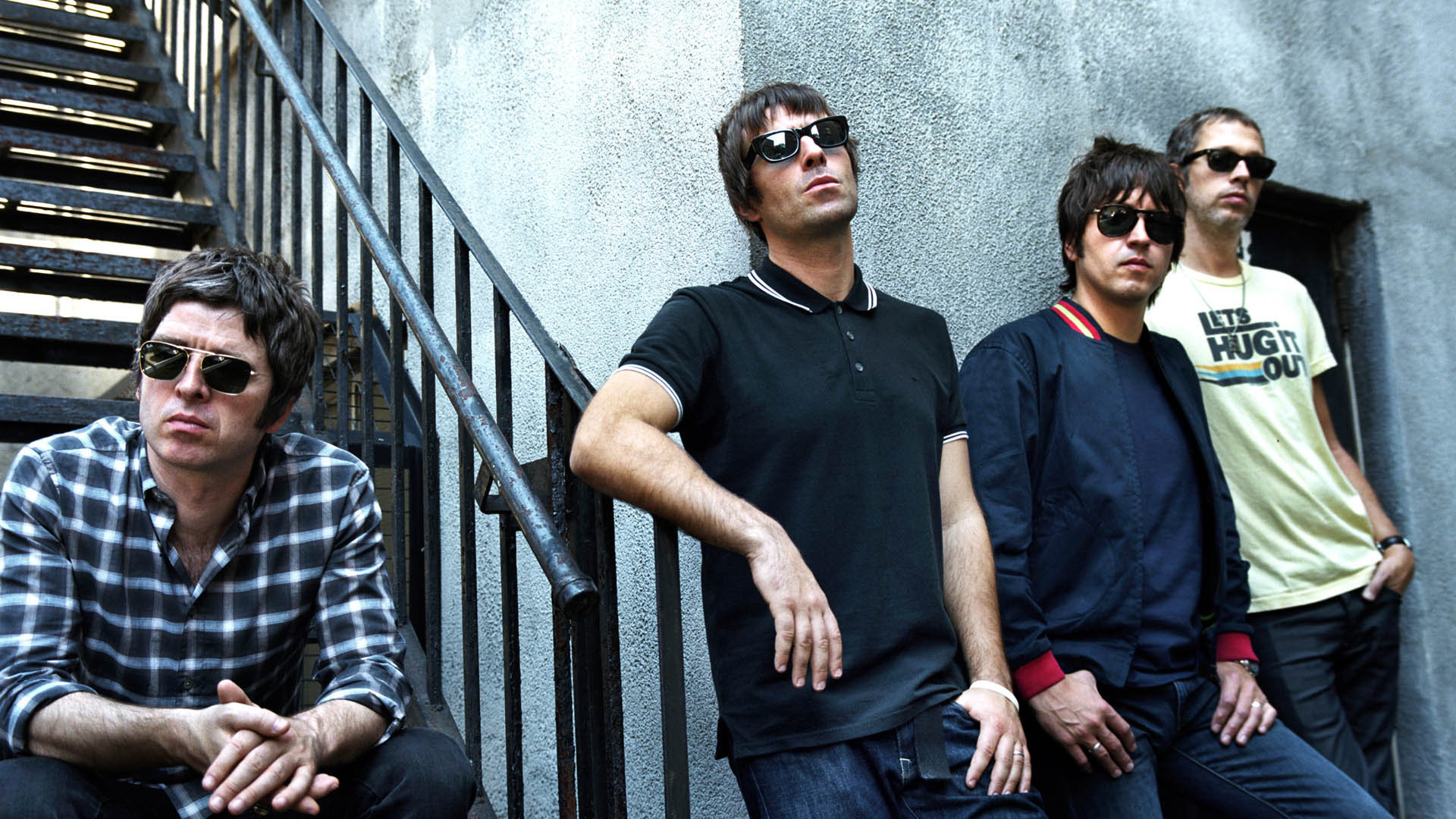 Don't Look Back In Anger av Oasis