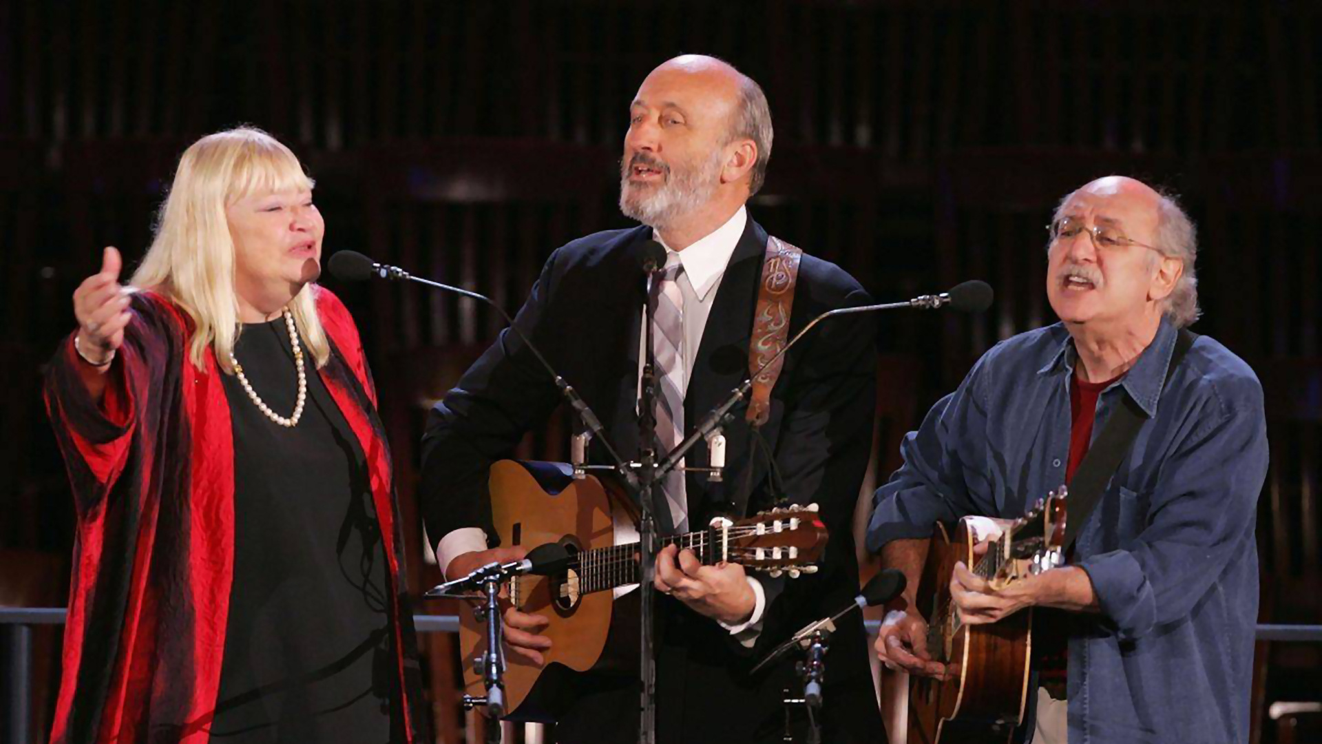 The Times They Are A Changin' av Peter, Paul & Mary