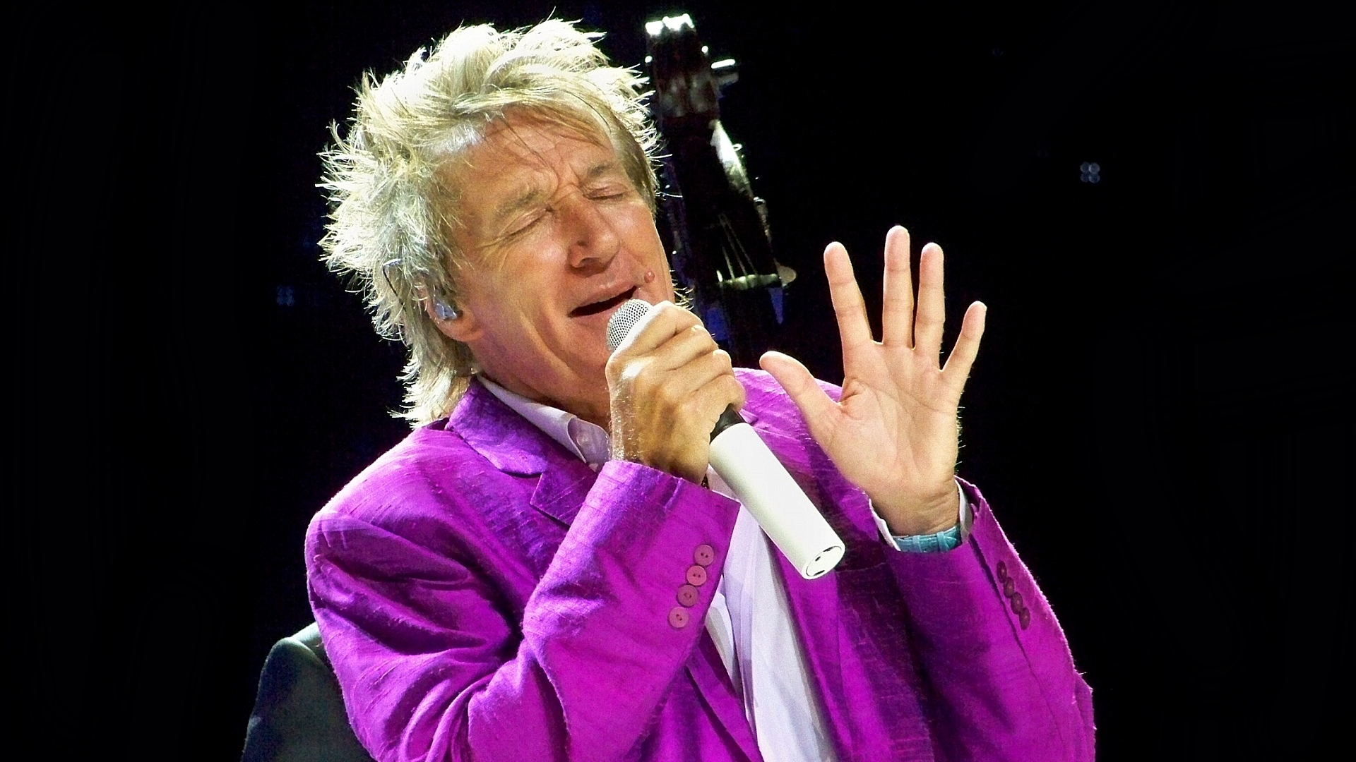 Young Turks av Rod Stewart