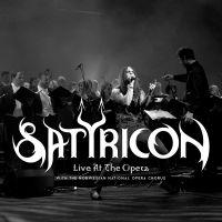 The Pentagram Burns av Satyricon