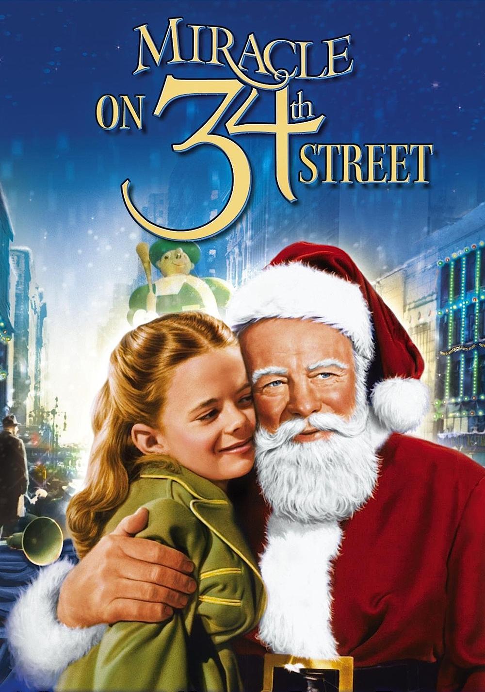 Miracle On 34th Street Movie Fanart