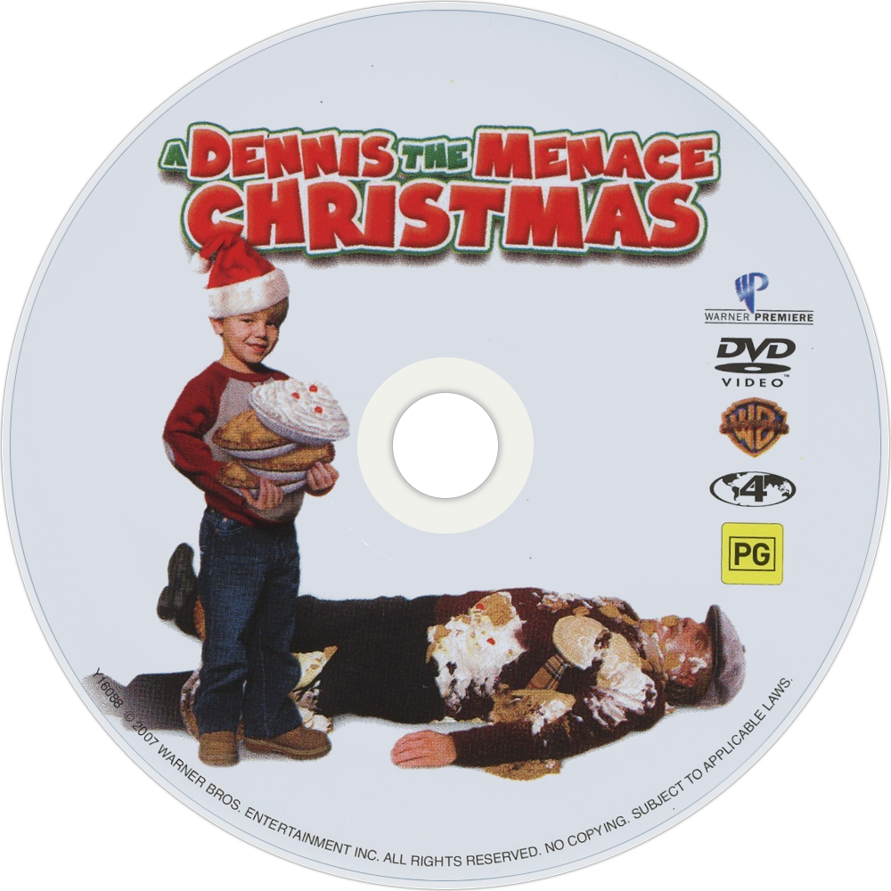 Denis the menace christmas movie