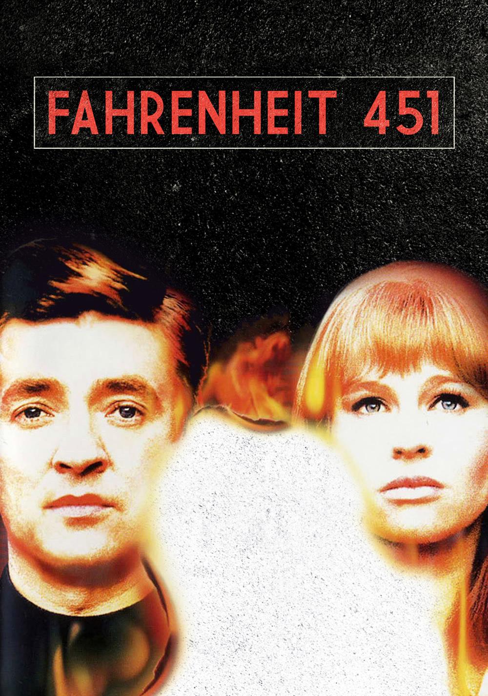 Fahrenhiet 451 movie