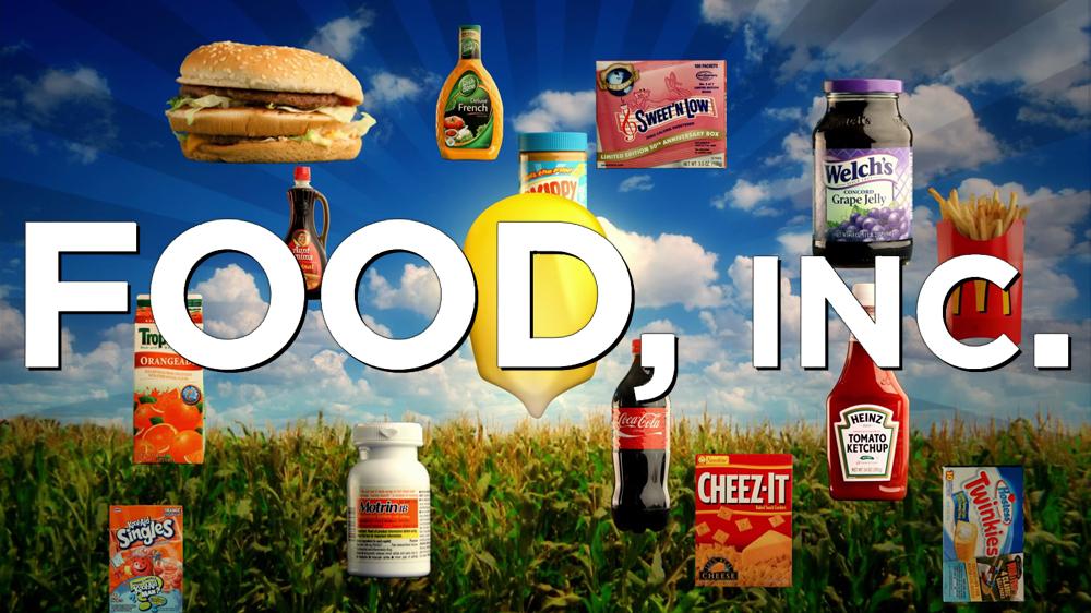 essays on food inc the movie