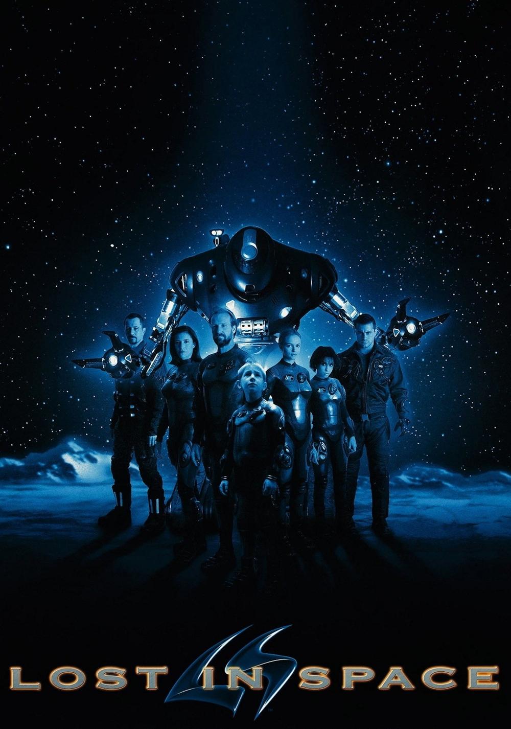Lost in Space | Movie fanart | fanart.tv