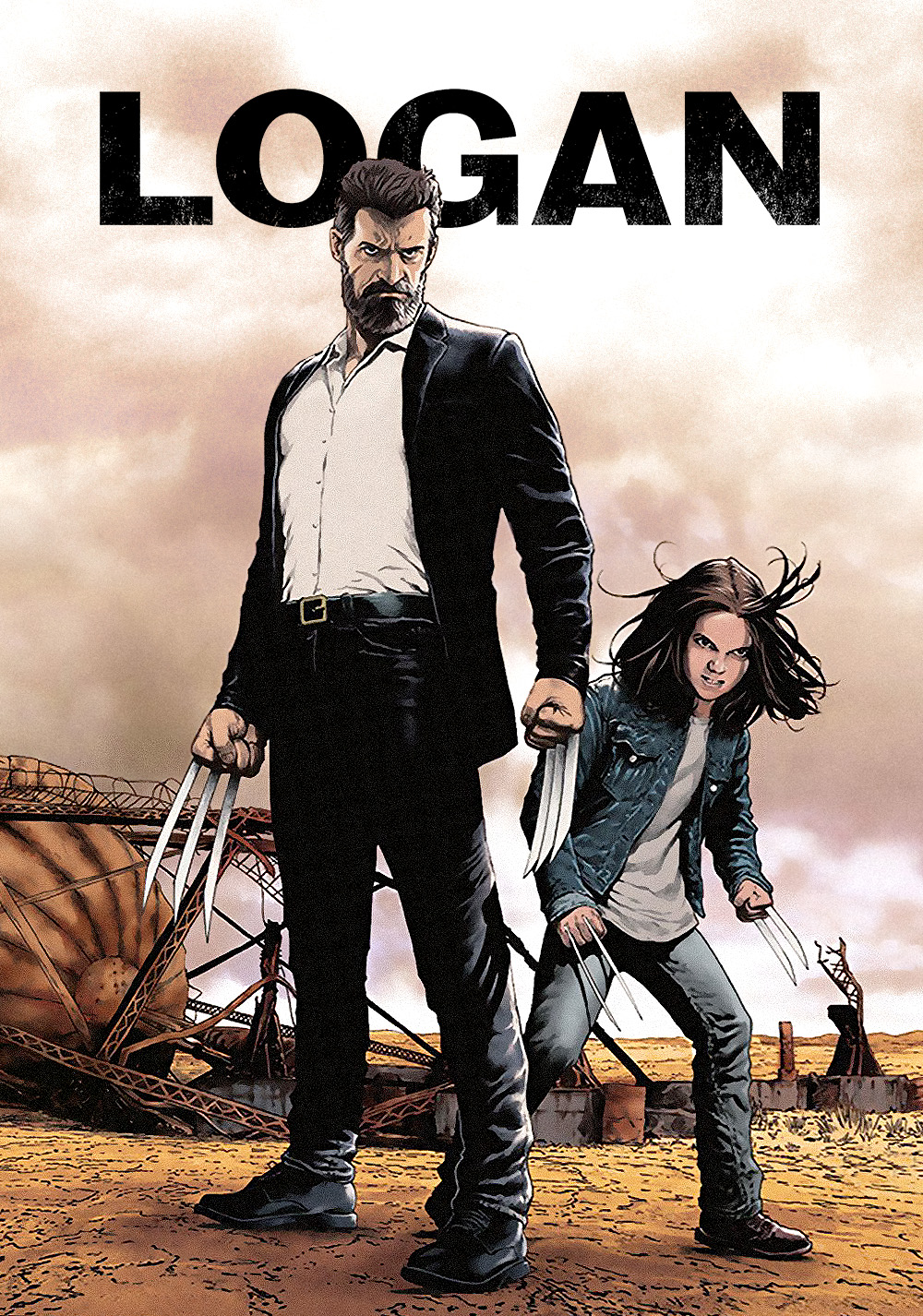 Logan Filme
