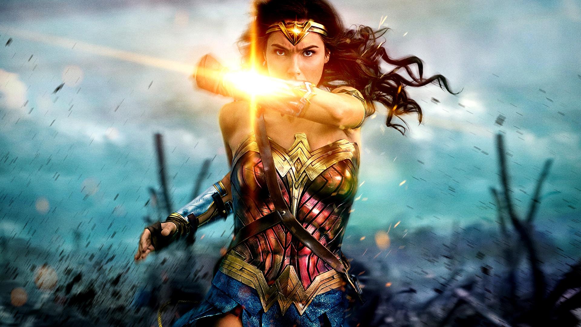 Wonder Woman Movie Wallpaper 1: Movie Fanart