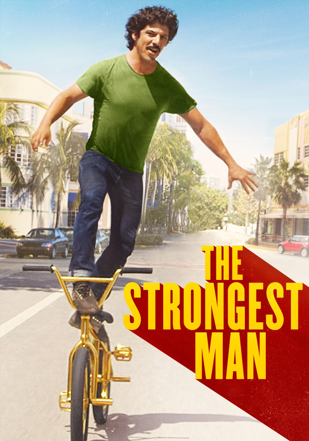 The Strongest Man on FREECABLE TV