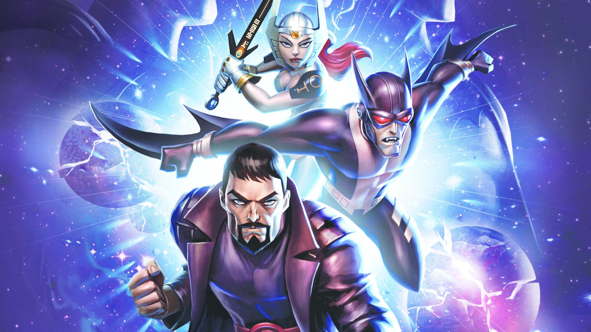 Liga de la Justicia: Dioses y Monstruos — Alt-Torrent.com