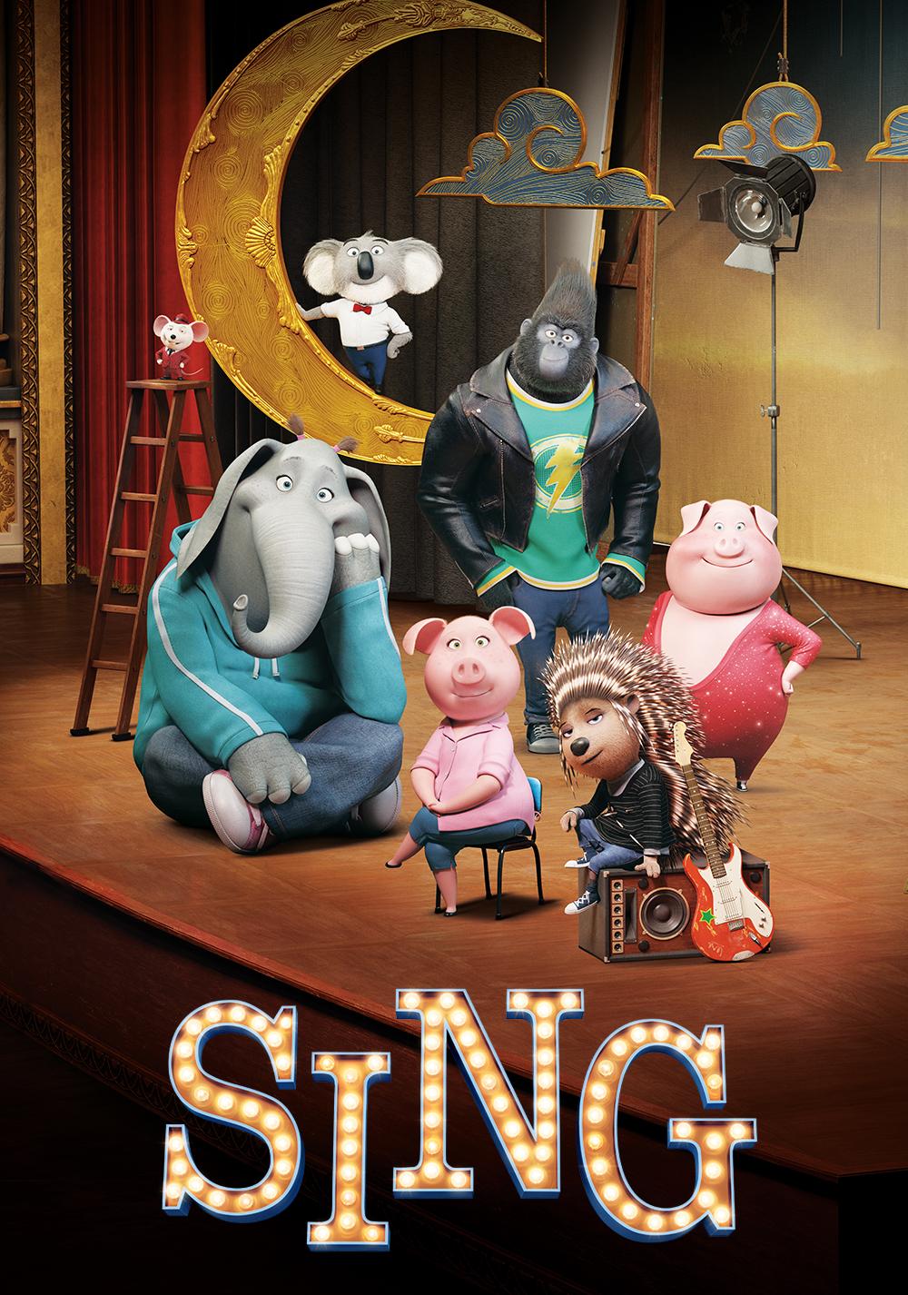 Sing | Movie fanart | fanart.tv