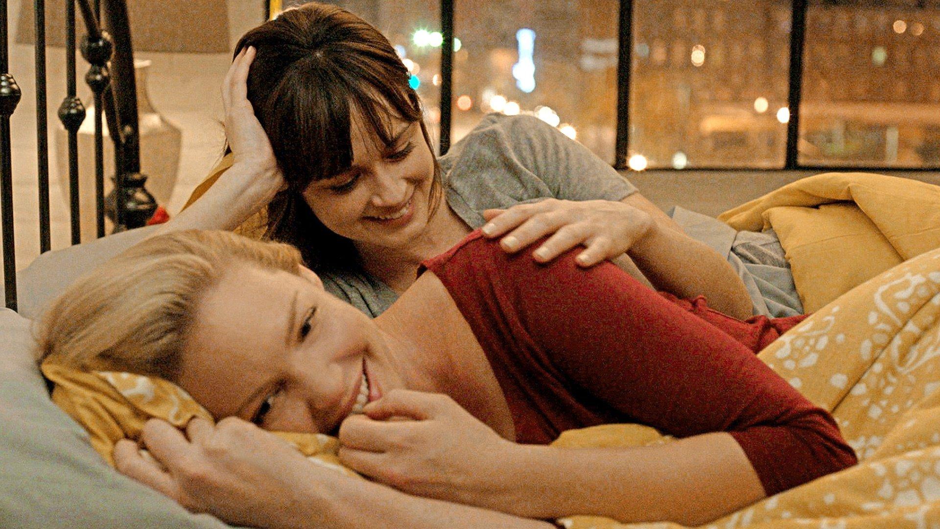 Unacceptable lesbian movie