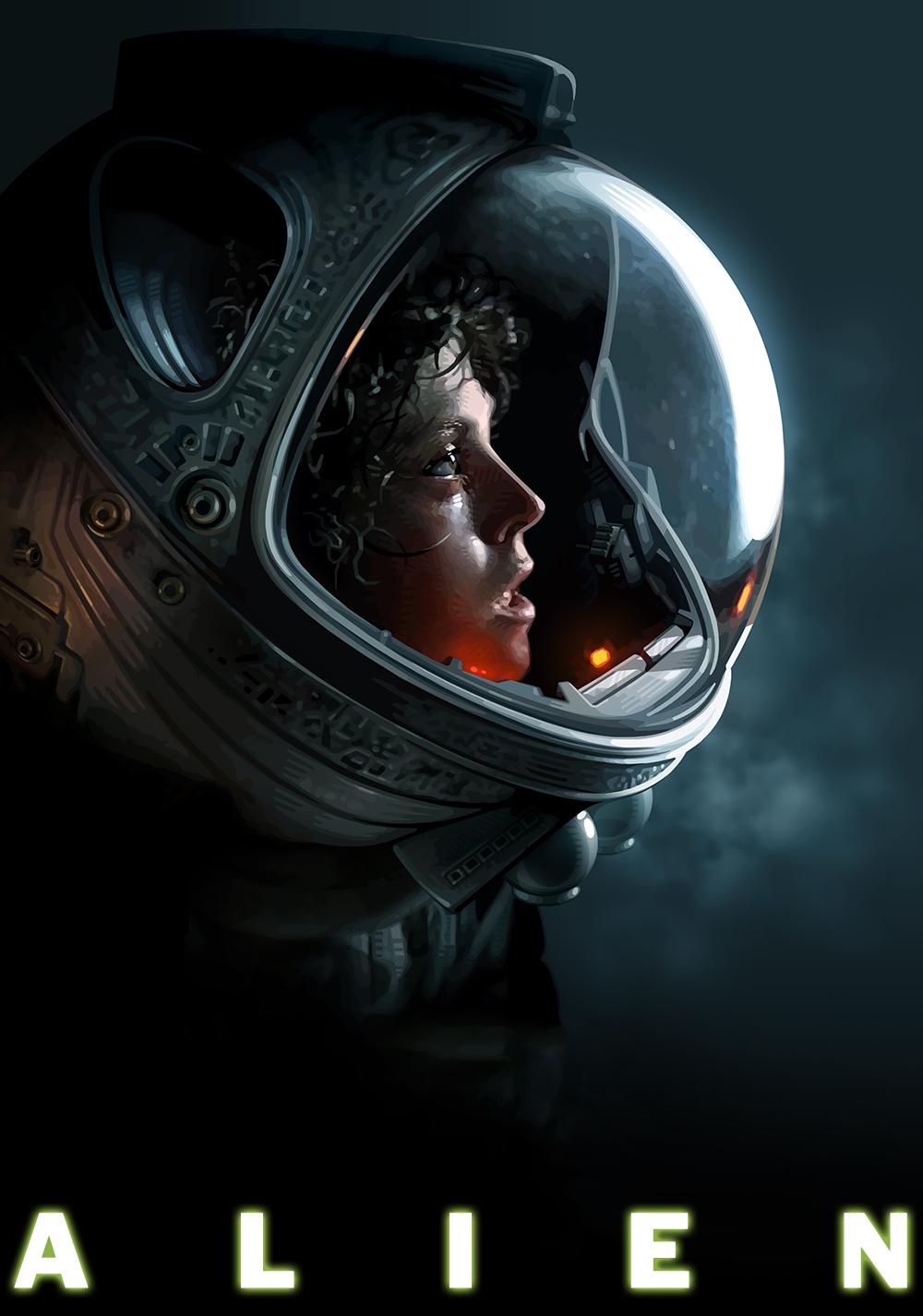 alien movie fanart fanarttv