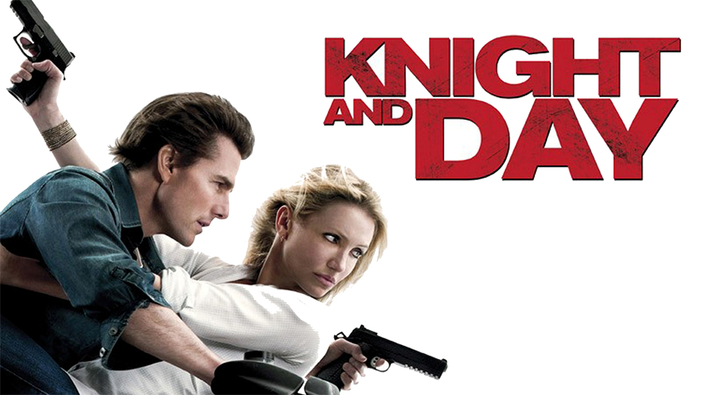 ผลการค้นหารูปภาพสำหรับ Knight and Day