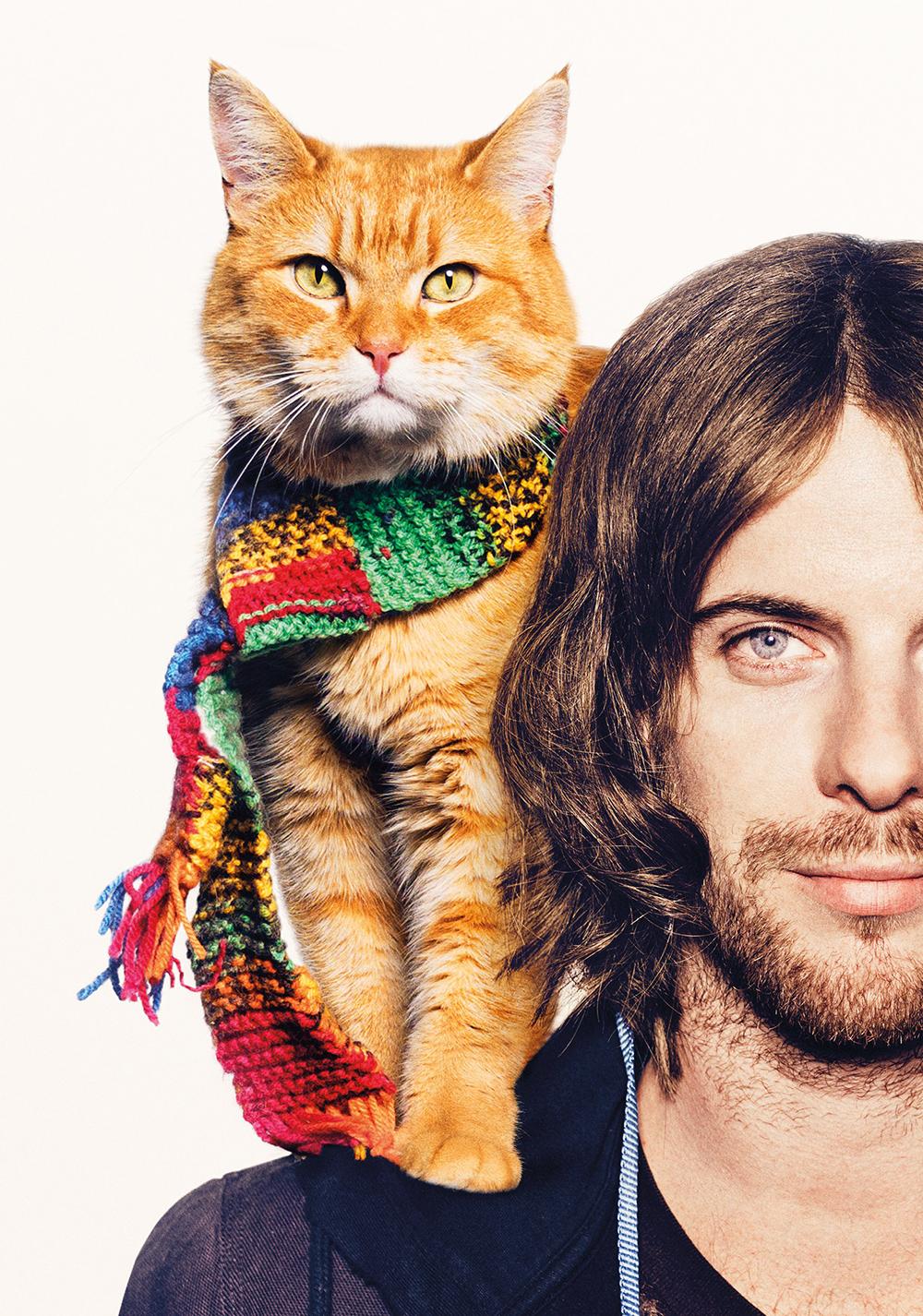 A Street Cat Named Bob - IMDb
