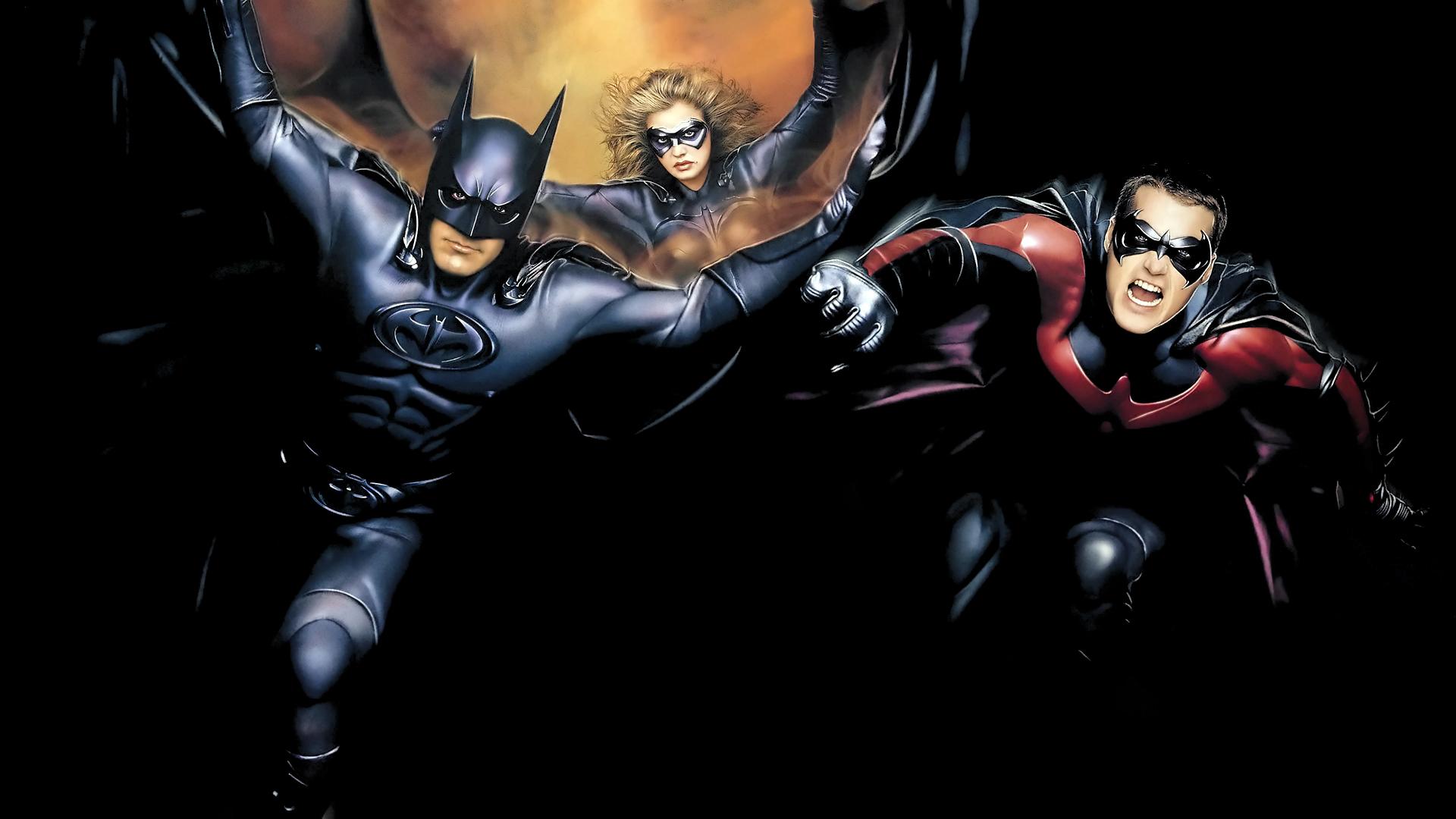 Resultado de imagem para Batman & Robin film