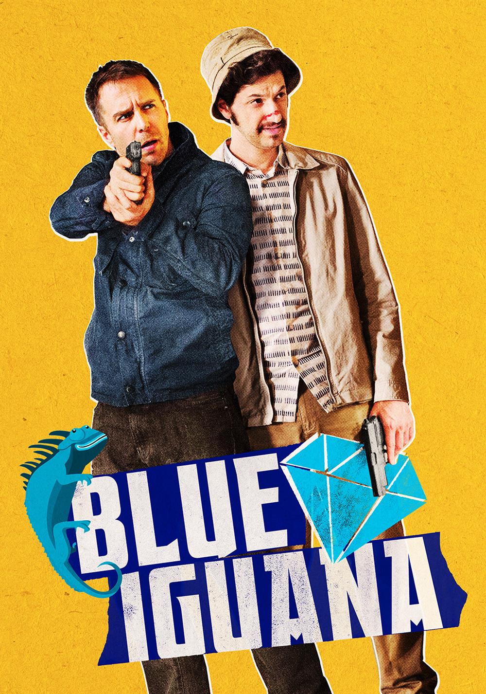 Blue Iguana on FREECABLE TV