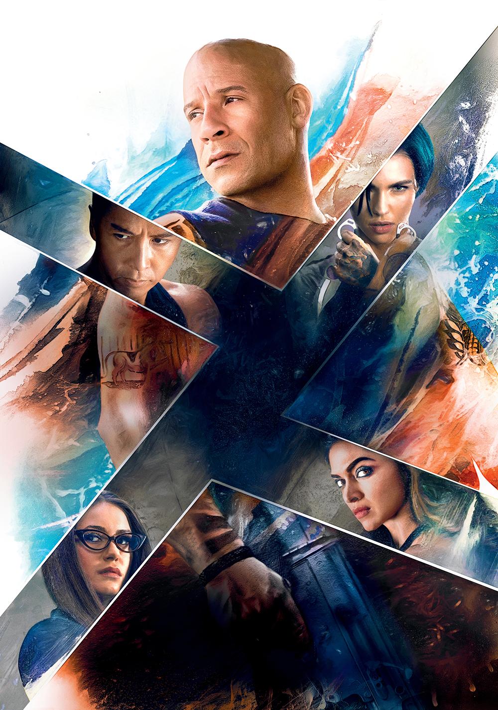 Xxx Retur af Xander Cage Movie Fanart Fanarttv-5378