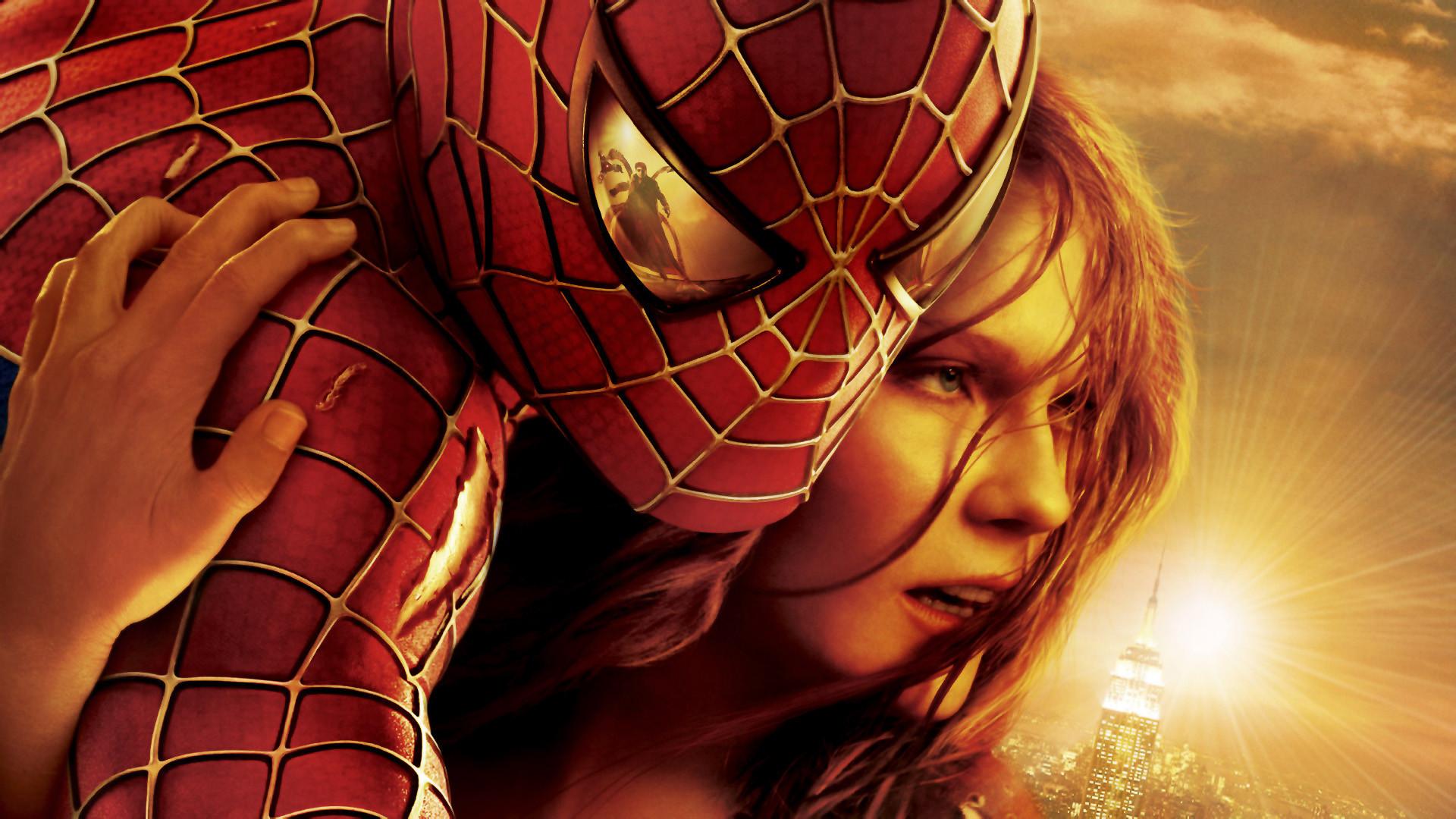 Spider-man 2 the movie
