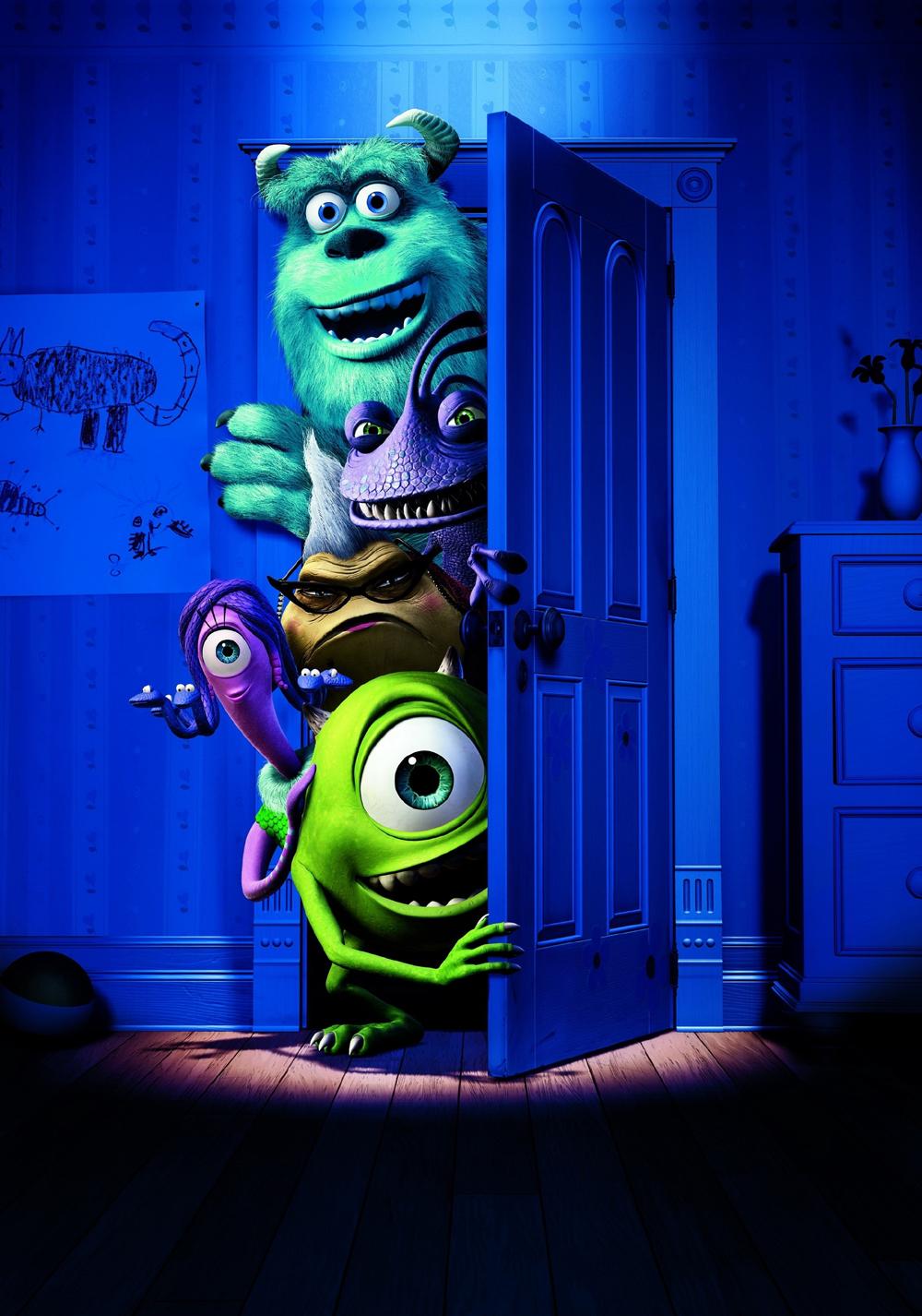 Monsters, Inc. | Movie fanart | fanart.tv