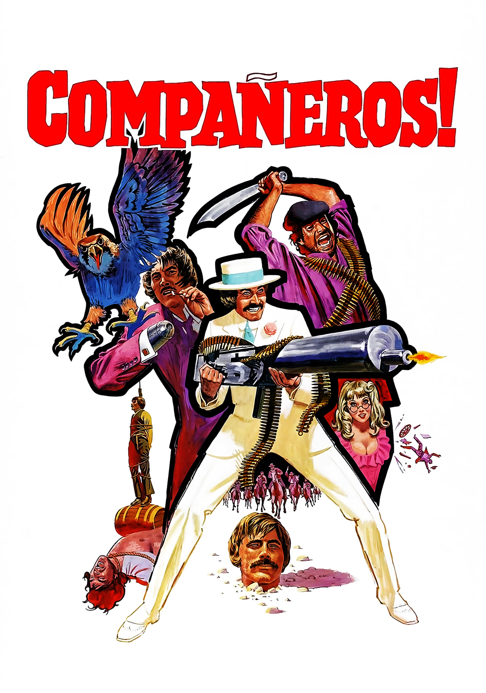Compañeros on FREECABLE TV