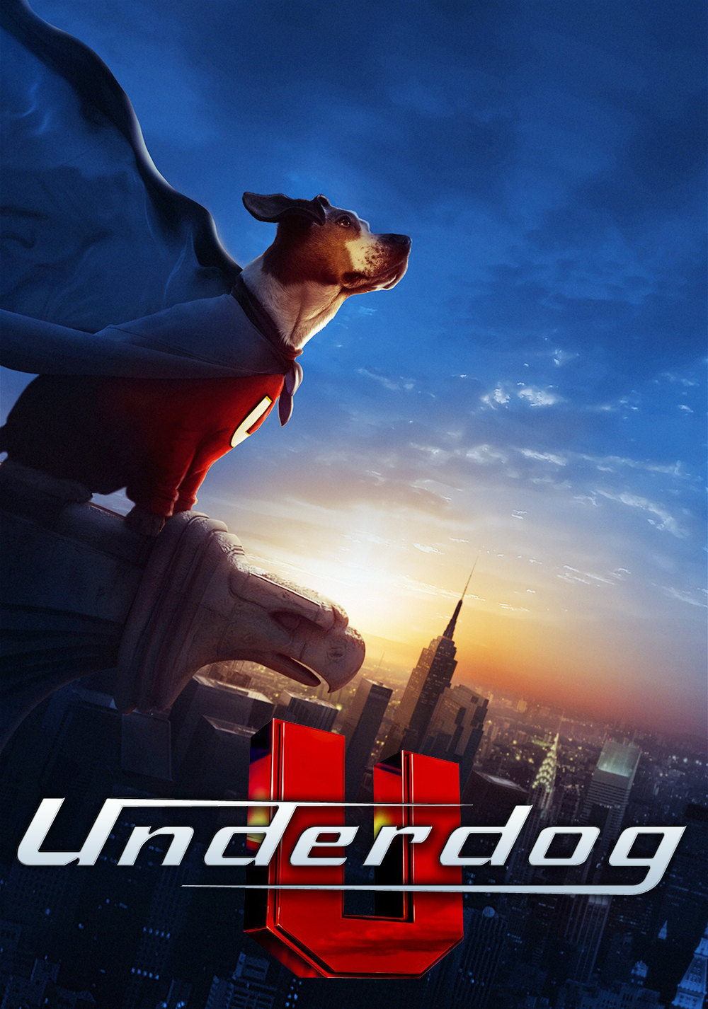Underdog movie logo