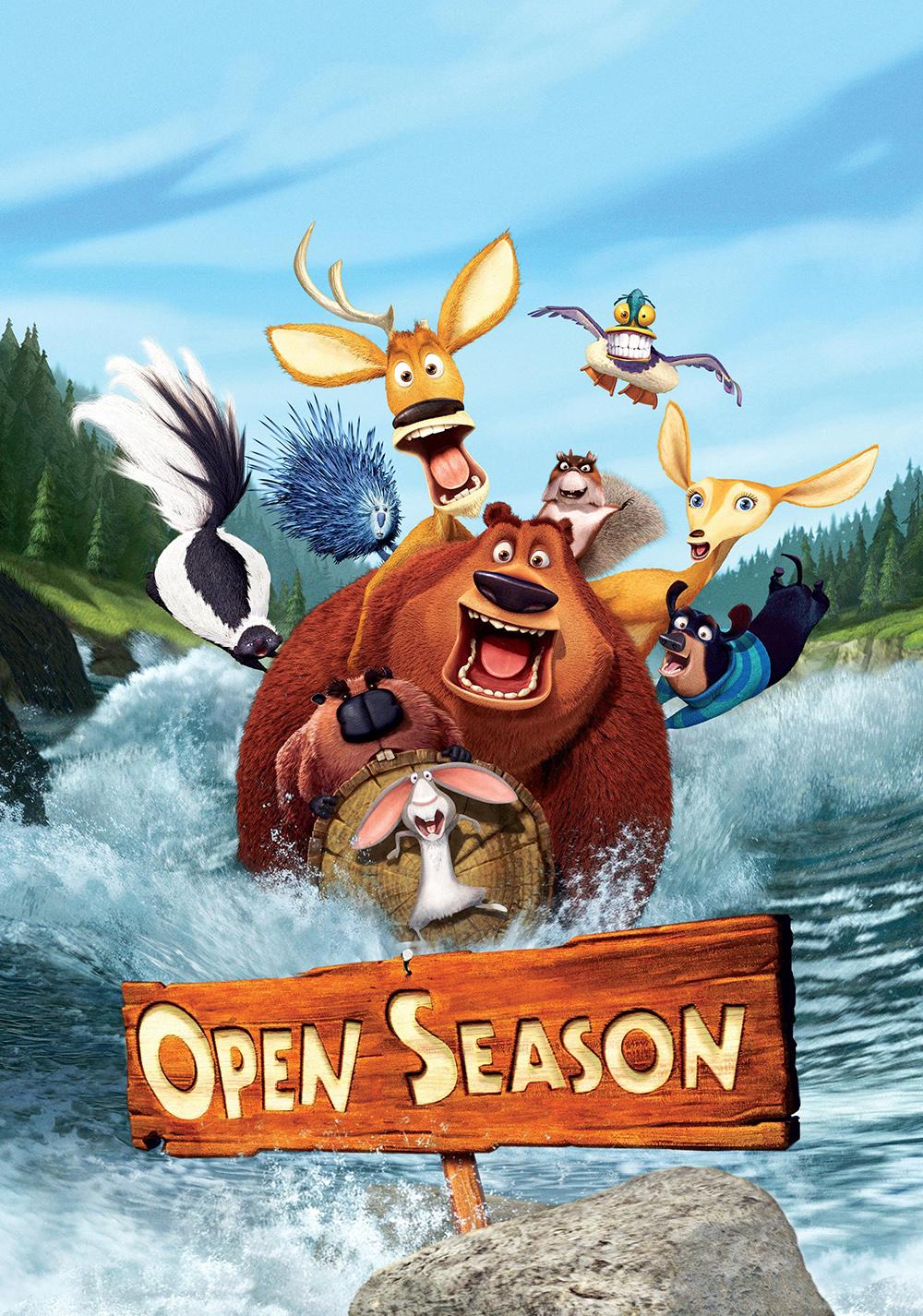 Open Season | Movie fanart
