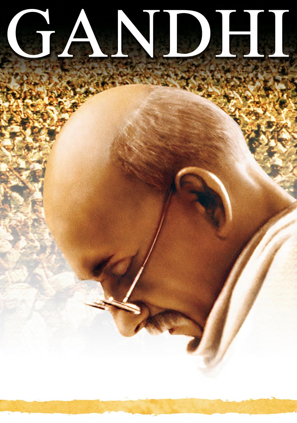 gandhi movie poster ile ilgili görsel sonucu