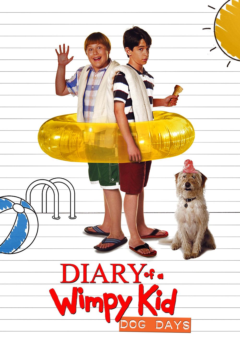 Dog Days Diary Wimpy Kid Movie