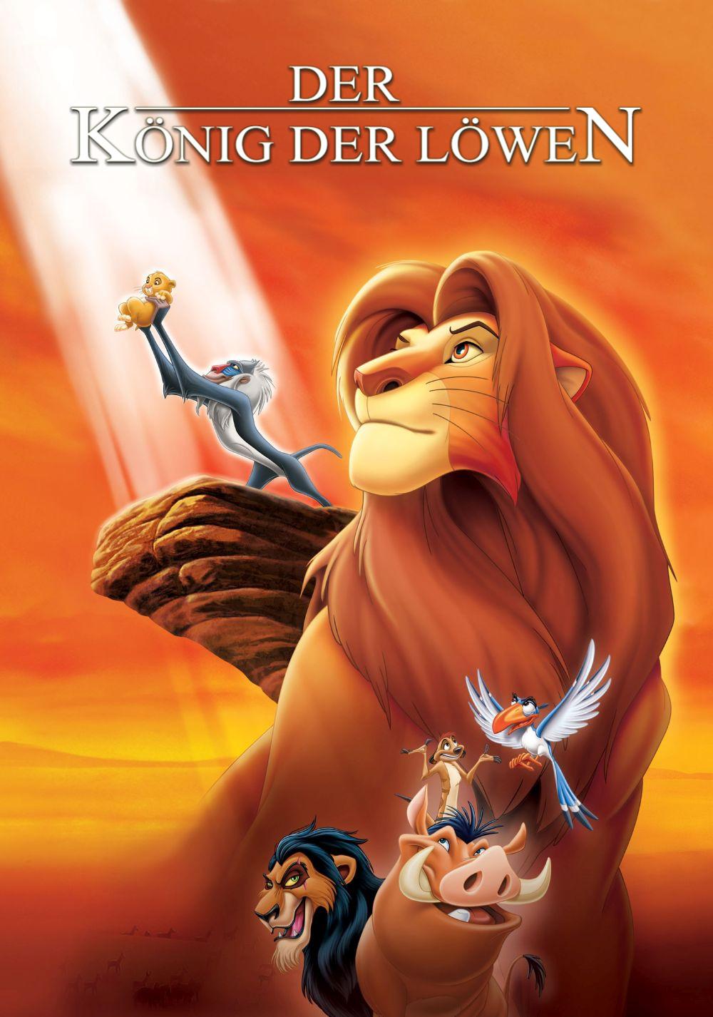 The Lion King | Movie Fanart | Fanart.tv