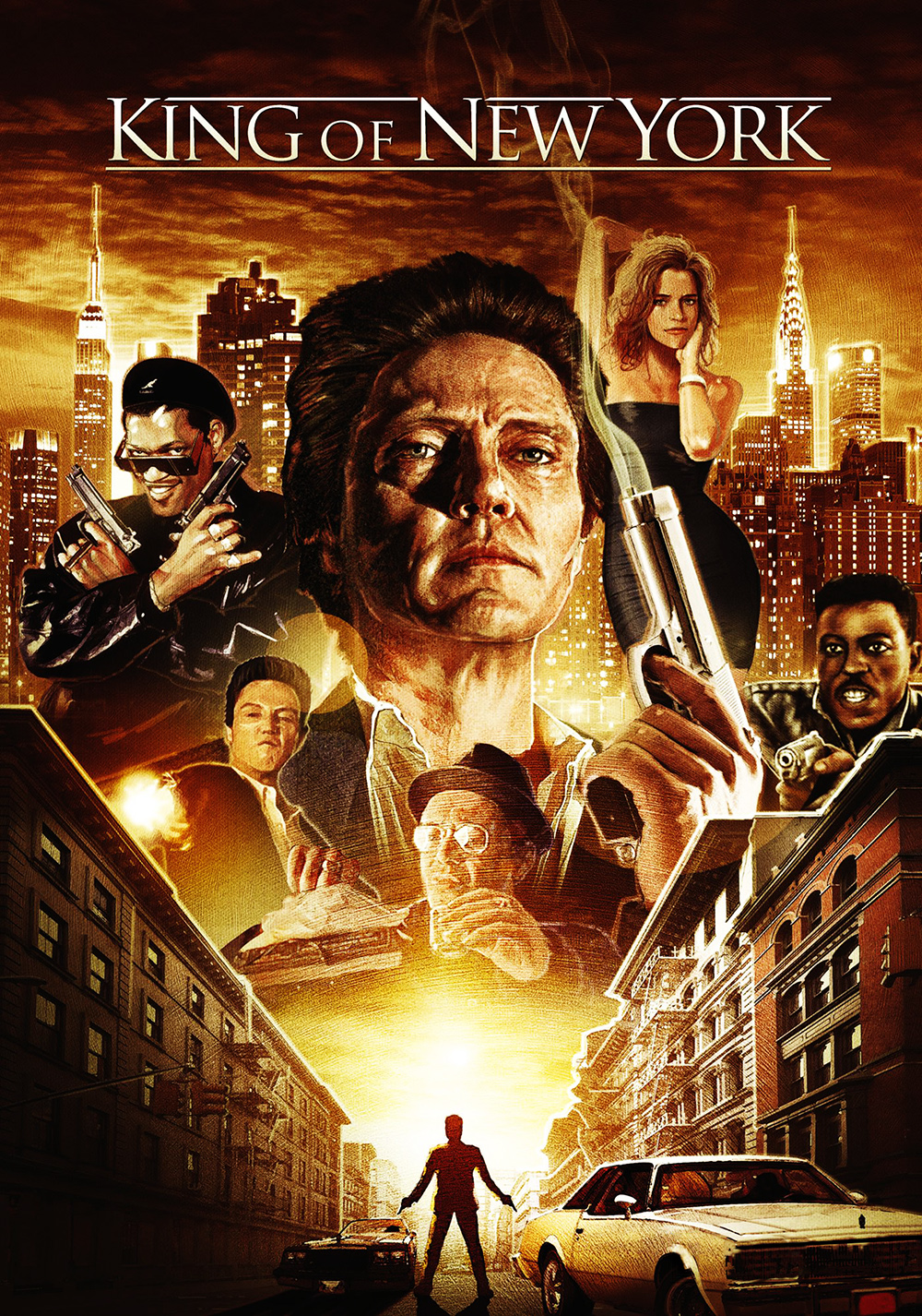 King of New York on FREECABLE TV