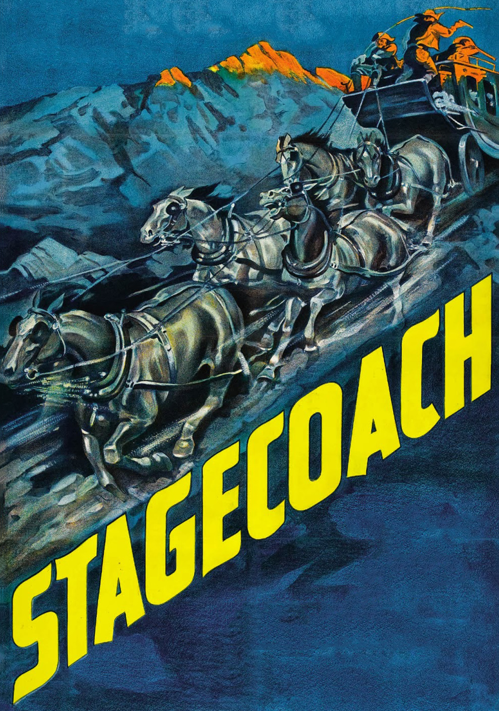 Stagecoach on FREECABLE TV