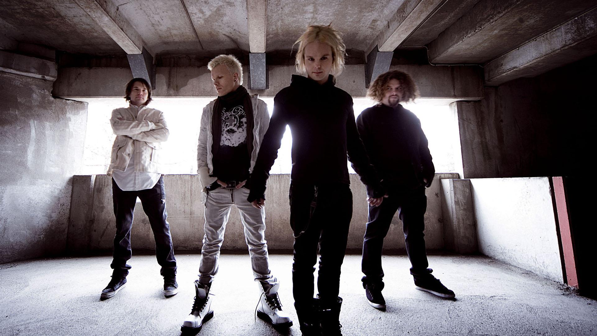 In The Shadows av The Rasmus