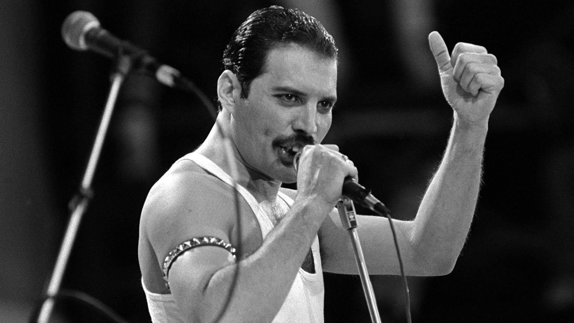 The Great Pretender av Freddie Mercury
