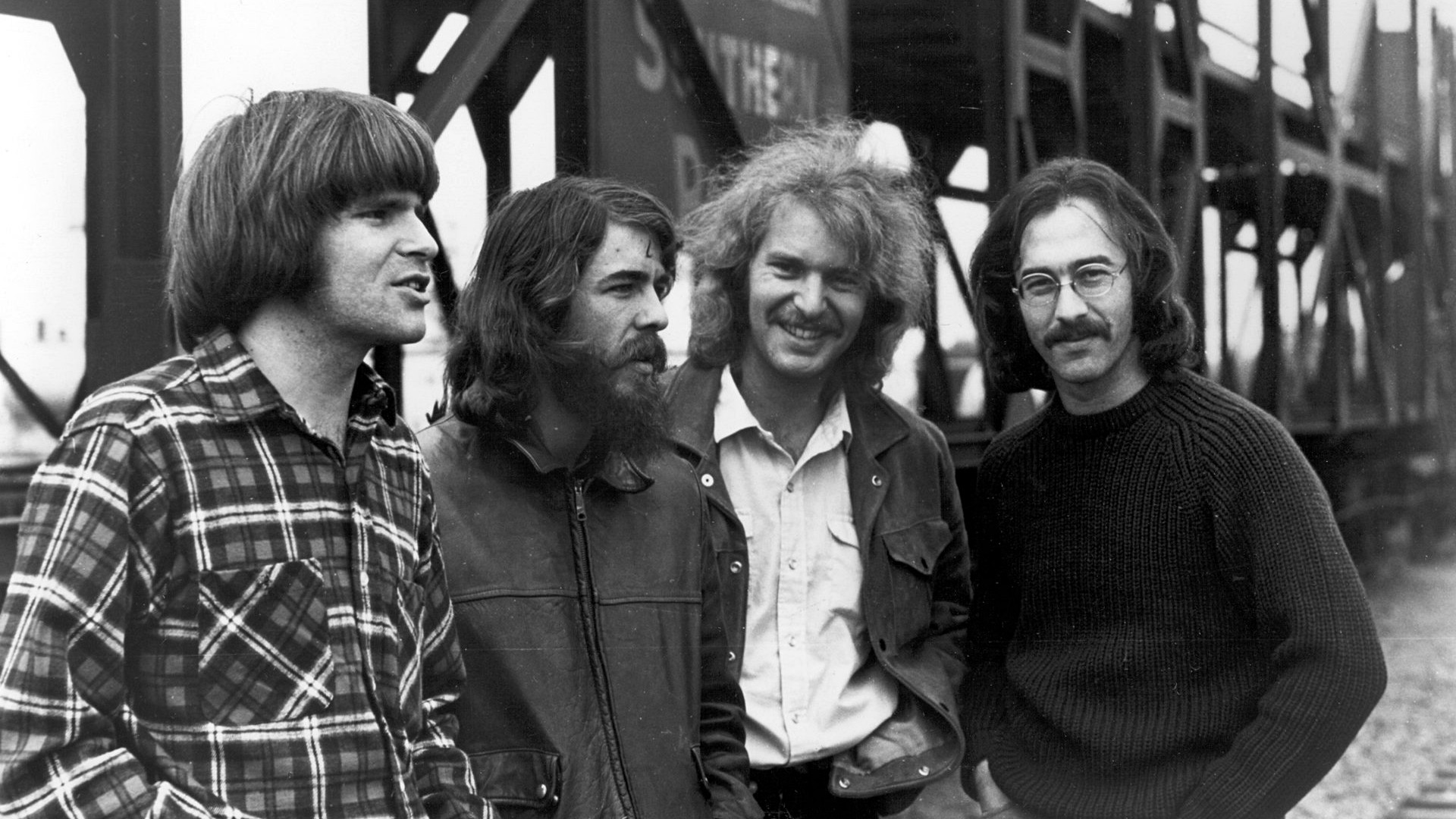 Proud Mary av Creedence Clearwater Revival