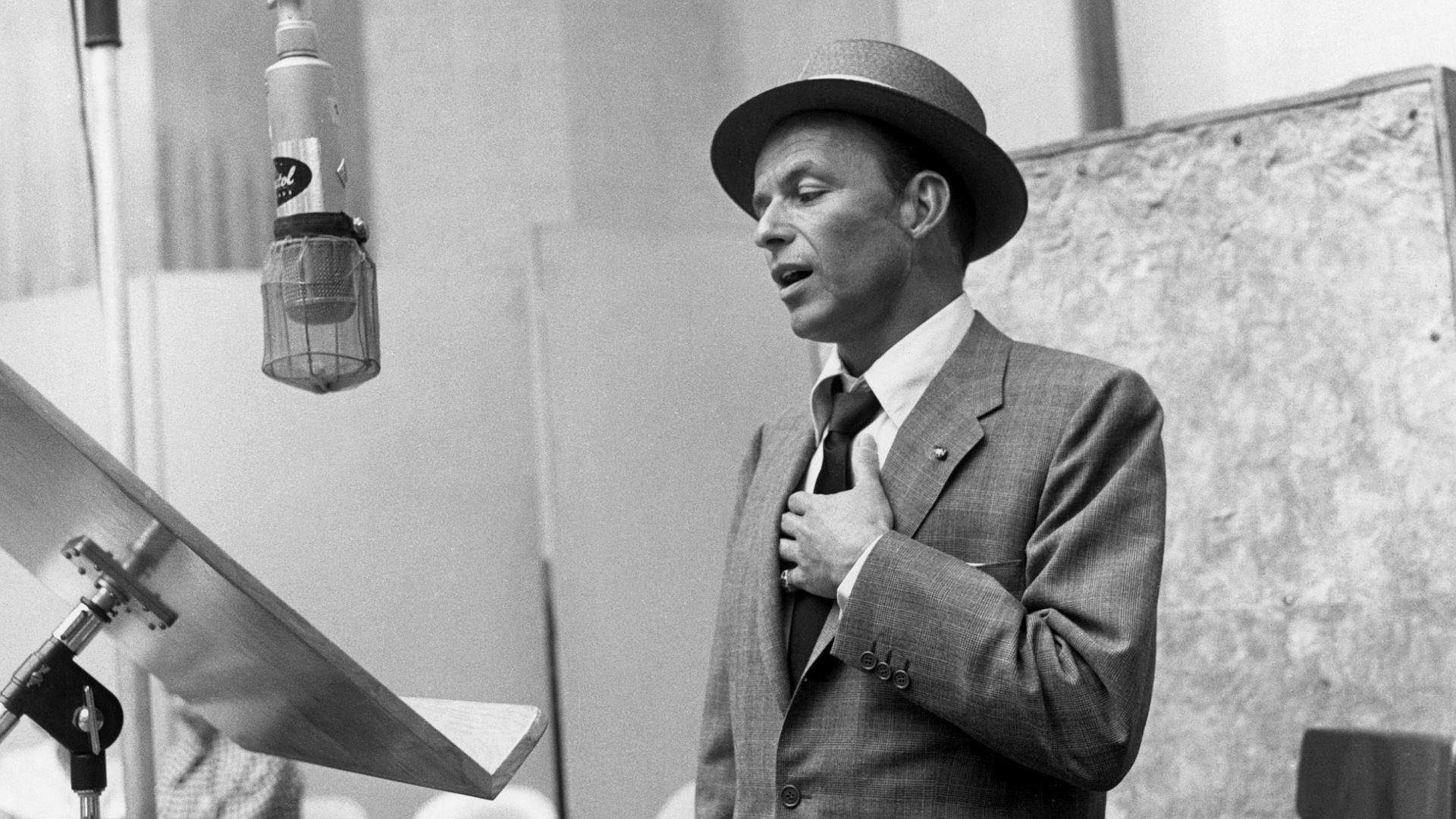 Theme From New York, New York av Frank Sinatra