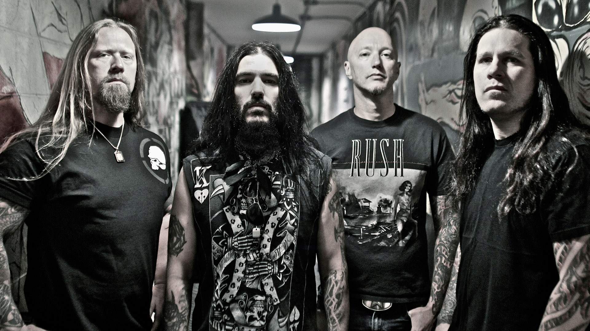 Is There Anybody Out There? av Machine Head