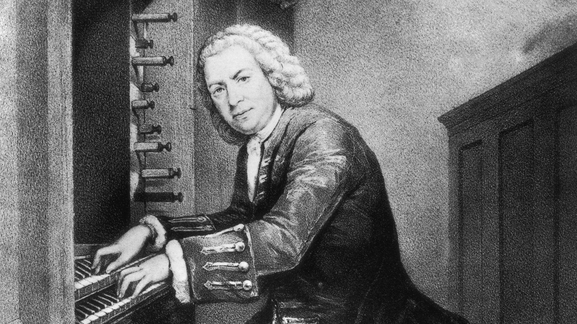 1. Sats: Allegro av Johann Sebastian Bach