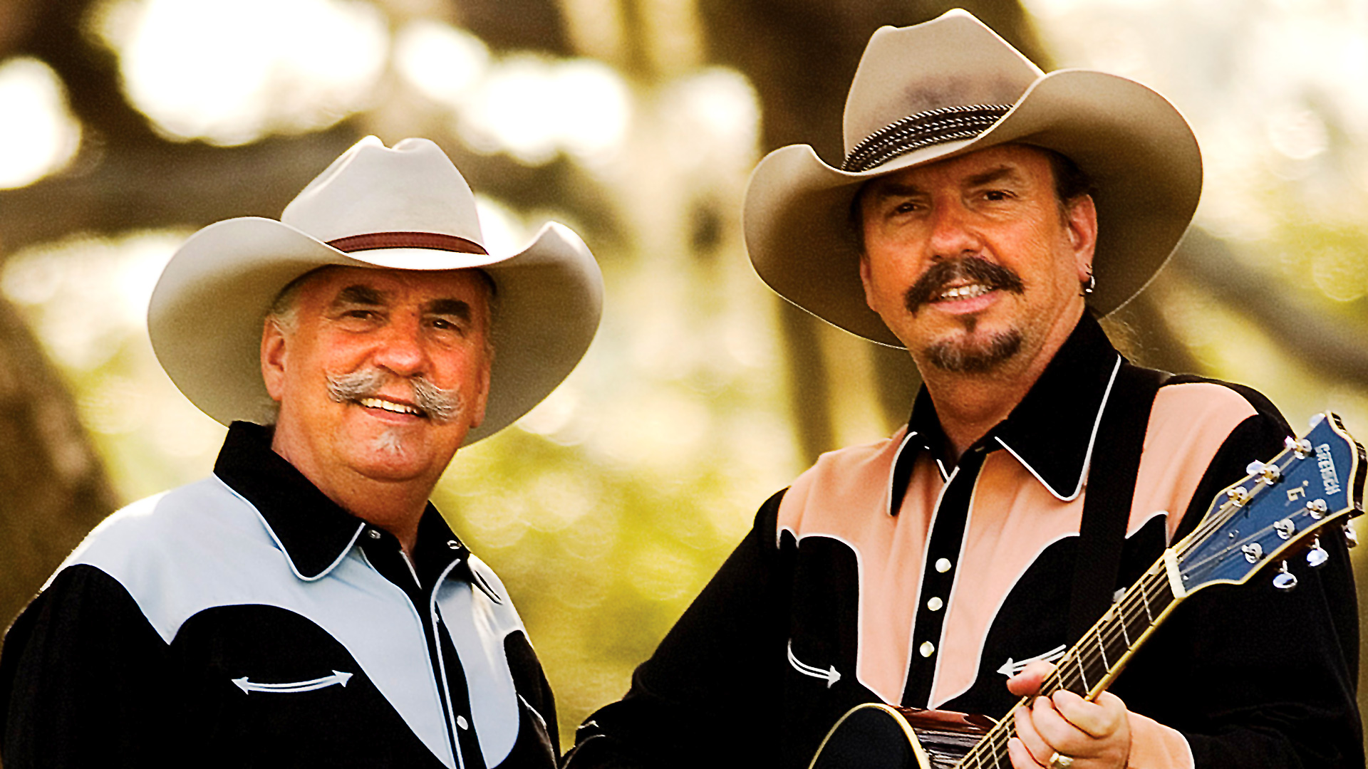 When I'm Away From You av The Bellamy Brothers
