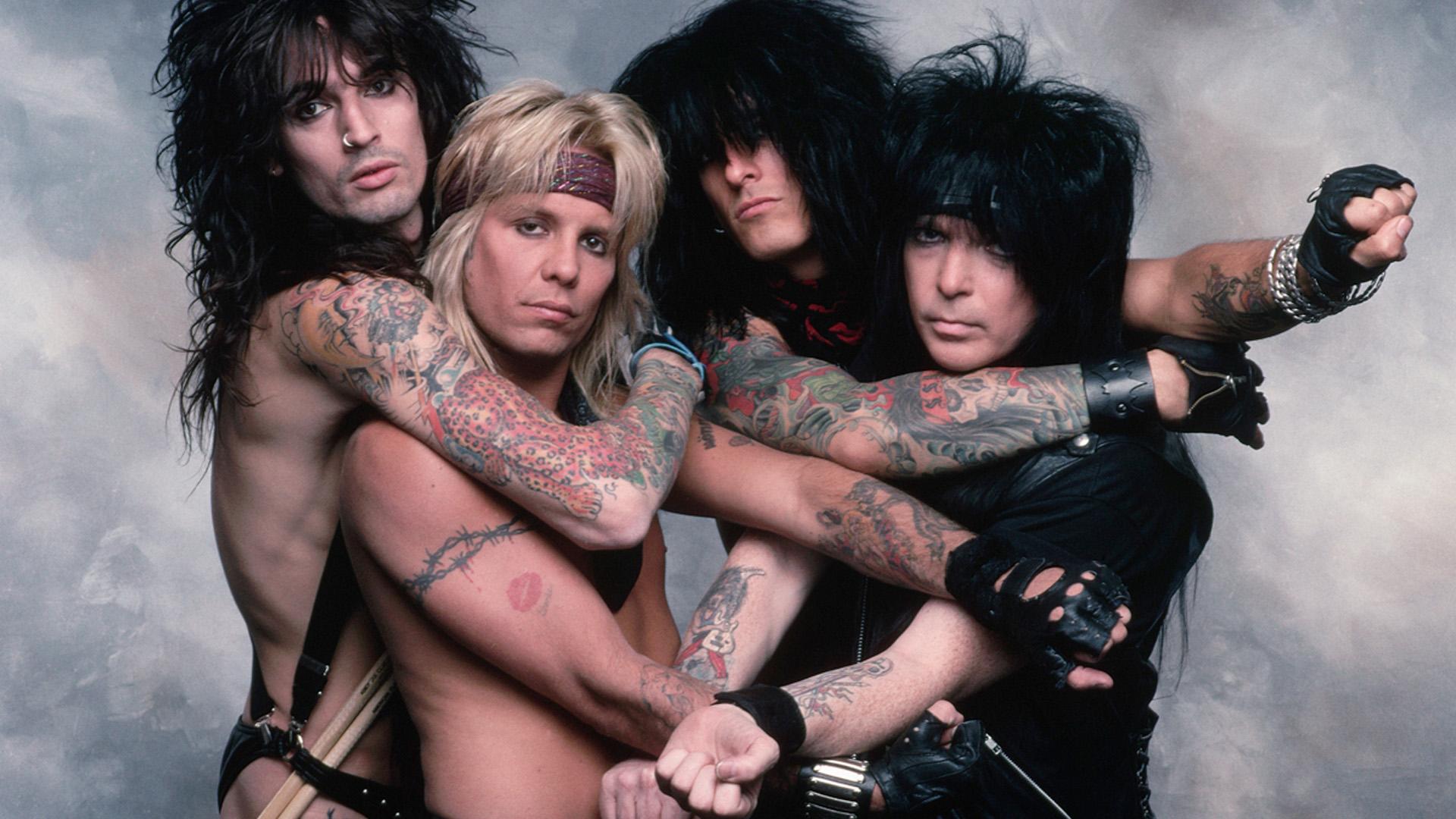 Kickstart My Heart av Mötley Crüe
