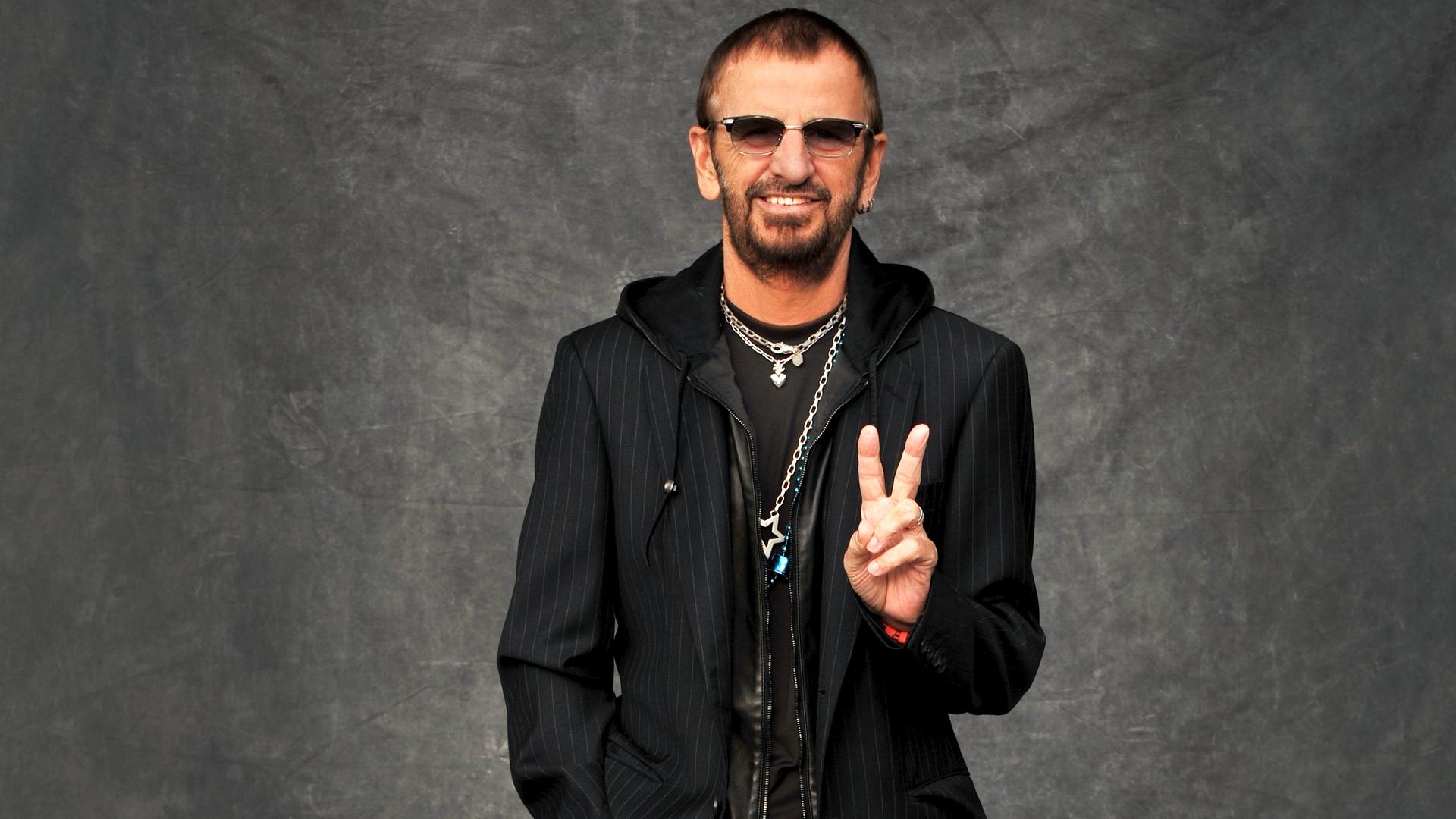 Photograph av Ringo Starr