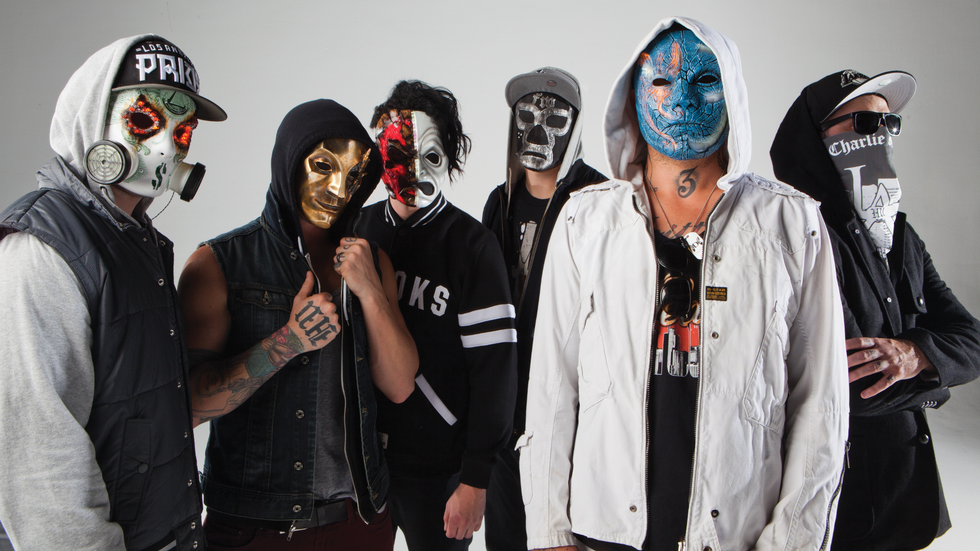 Coming Back Down av Hollywood Undead