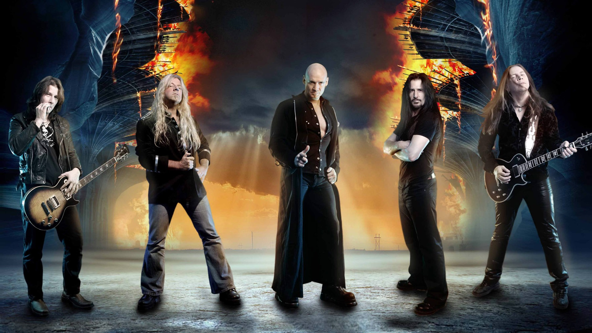 Fighting The Darkness av Primal Fear