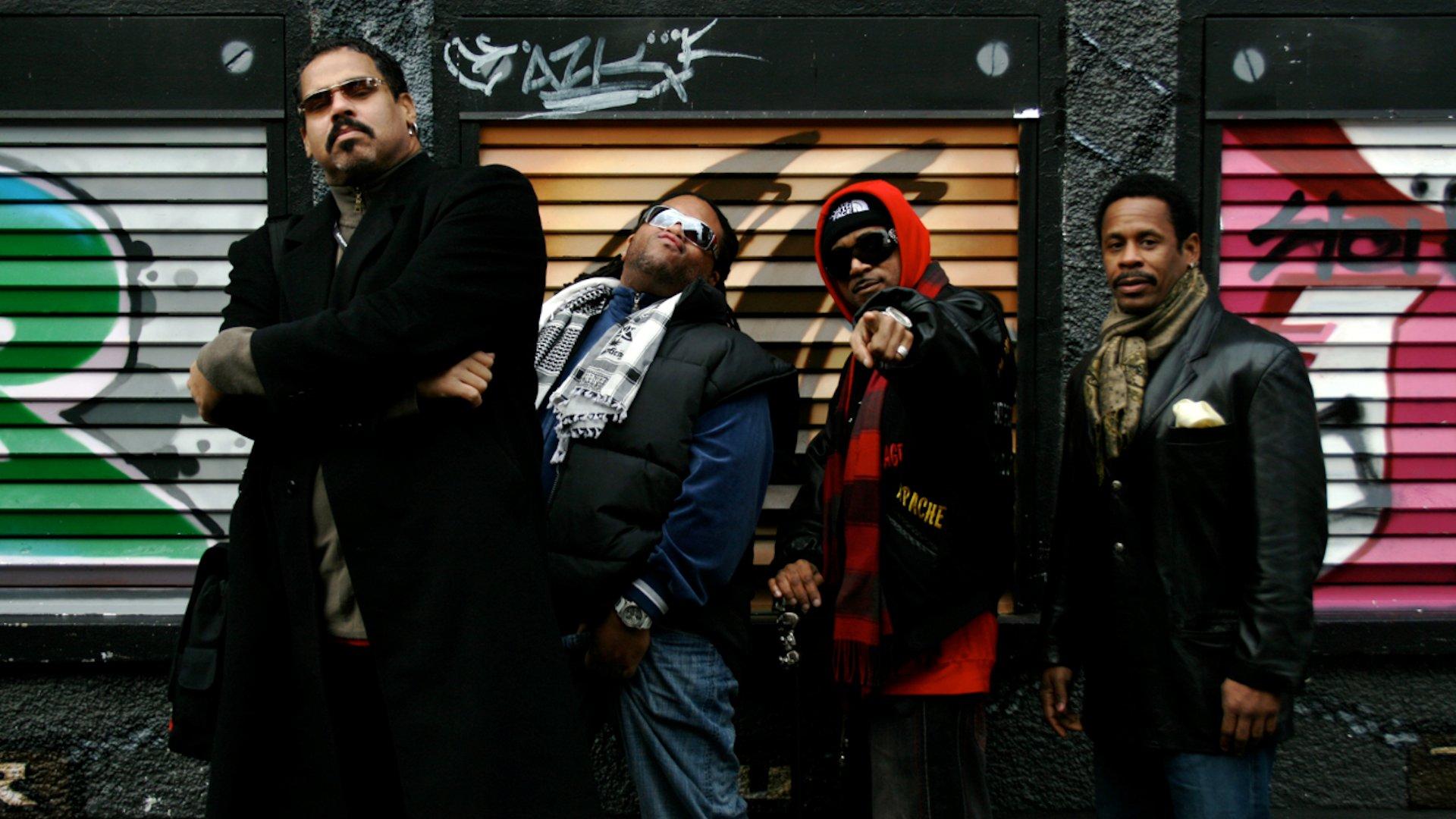 Rapper's Delight av Sugarhill Gang