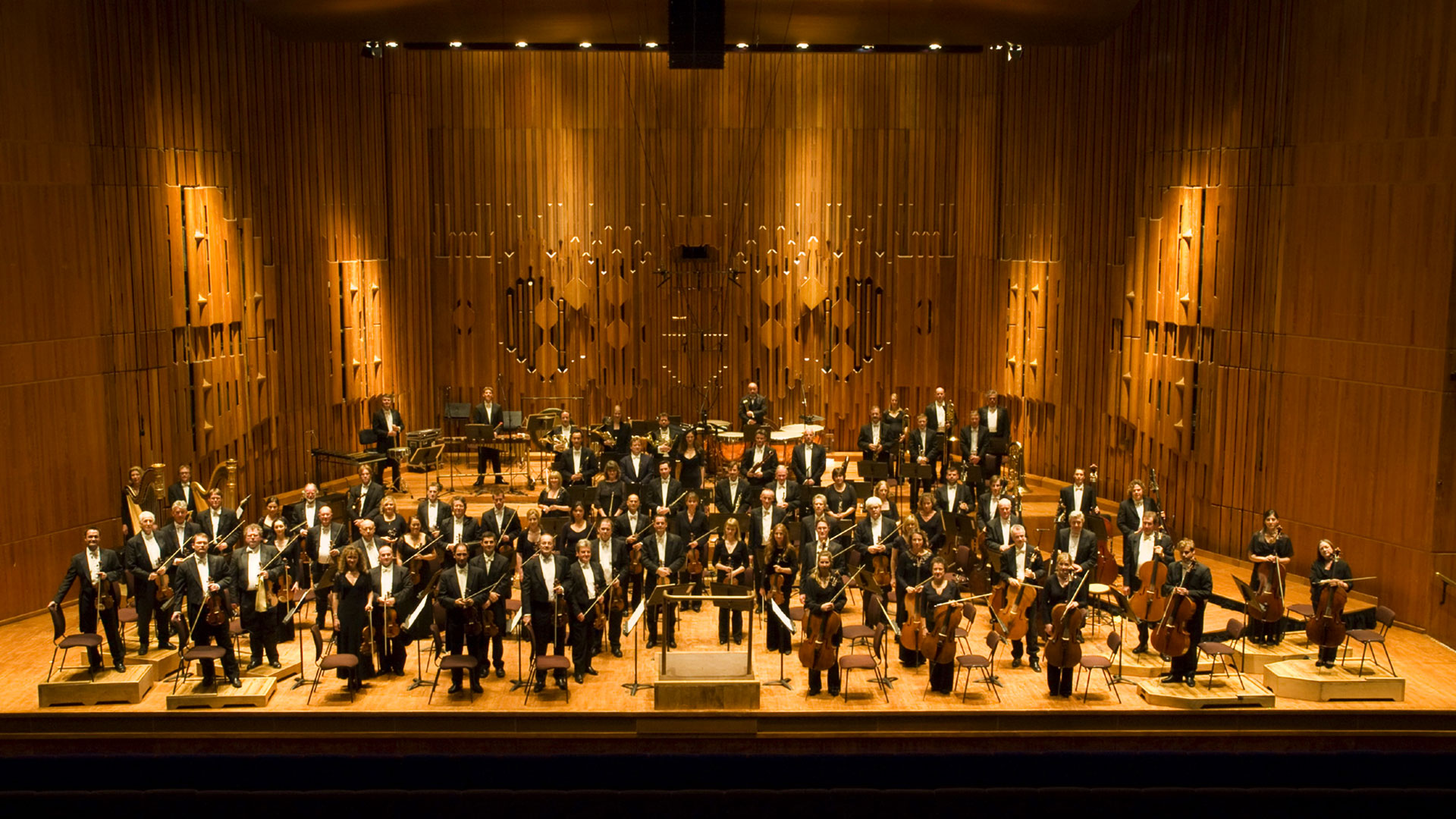 Neste: The Imperial March av London Symphony Orchestra