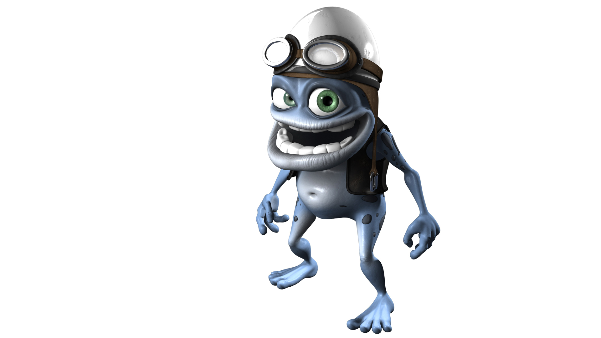 Axel F Radio Mix av Crazy Frog